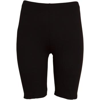 Textil Mulher Shorts / Bermudas Brave Soul  Preto