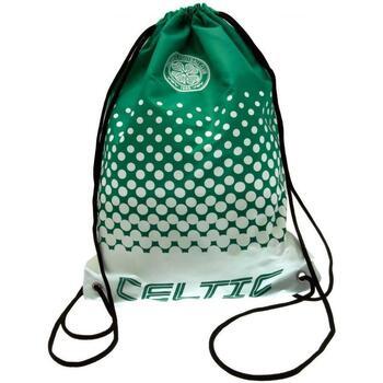 Malas Saco de desporto Celtic Fc  Verde/branco