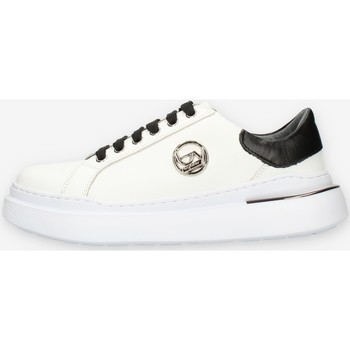 Sapatos Mulher Sapatilhas Byblos Blu BB040 Branco