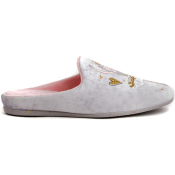 Sapatos Criança Chinelos Garzon N4709.246 Cinza