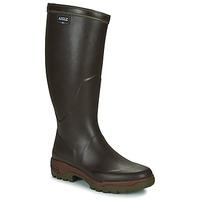 Sapatos Homem Botas de borracha Aigle PARCOURS 2 Castanho