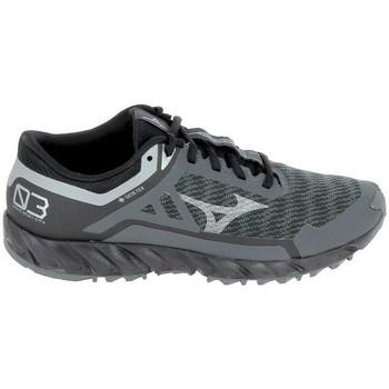 Sapatos Sapatos de caminhada Mizuno Wave Ibuki GTX Gris Noir Cinza