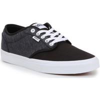 Sapatos Homem Sapatilhas Vans Atwood VN0A45J90PB1 black, Navy blue
