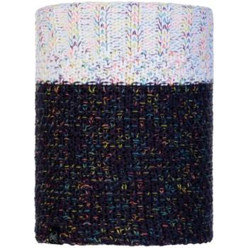 Acessórios Cachecol Buff Janna Knitted Fleece Neckwamer Bleu marine