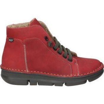 Sapatos Mulher Botas baixas On Foot BOTINES  O29001 MODA JOVEN ROJO Rouge
