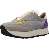 Sapatos Mulher Sapatilhas Duuo CALMA HIGH 030 Cinza