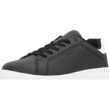 Sapatos Mulher Sapatilhas Levi's ELLIS Preto