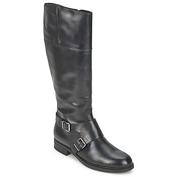 Sapatos Mulher Botas Carvela WAX Preto