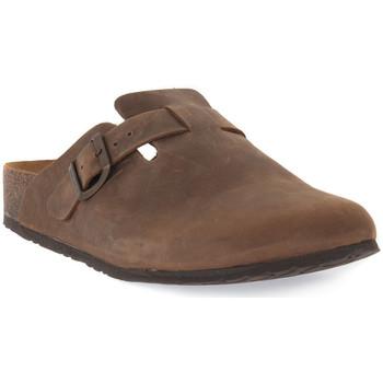 Sapatos Mulher Tamancos Bionatura CAFFE VEGAS Marrone