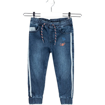 Textil Criança Calças de ganga slim Losan 125-6037AL Azul