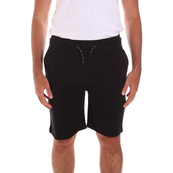 Textil Homem Fatos e shorts de banho Key Up 2G38J 0001 Preto