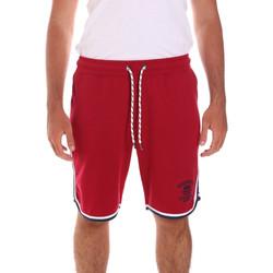 Textil Homem Fatos e shorts de banho Key Up 2S65F 0001 Vermelho