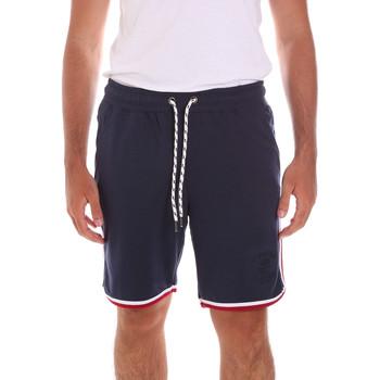 Textil Homem Fatos e shorts de banho Key Up 2S65F 0001 Azul