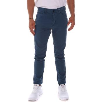Textil Homem Calças Antony Morato MMTR00340 FA800077 Azul
