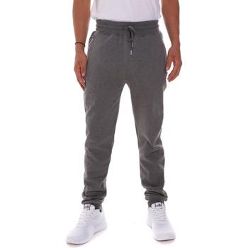 Textil Homem Calças Key Up 2FS43 0001 Cinzento