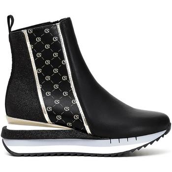 Sapatos Mulher Botas baixas Café Noir DN1140 Preto