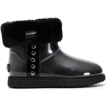 Sapatos Mulher Botas baixas Café Noir DV9020 Preto