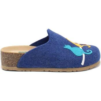 Sapatos Mulher Chinelos Bionatura 12BLMOO-I-FELB88 Azul