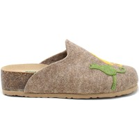 Sapatos Mulher Chinelos Bionatura 12BLMOO-I-FELC65 Castanho