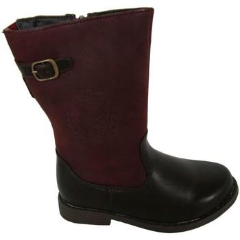 Sapatos Rapariga Botas baixas Urban KAT5017-LM Rojo