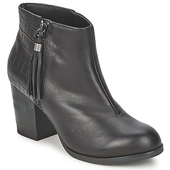 Sapatos Mulher Botins Dune London NOD Preto