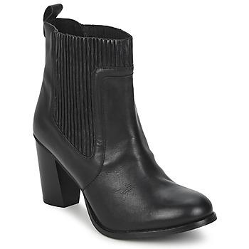 Sapatos Mulher Botins Dune NATTIES Preto