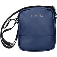 Malas Bolsa de ombro Bikkembergs E2APME210022 Azul