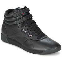 Sapatos Mulher Sapatilhas Reebok Classic FREESTYLE HI Preto