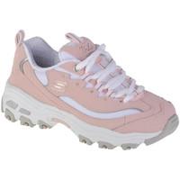 Sapatos Rapariga Sapatilhas Skechers D'Lites- Biggest Fan Rose