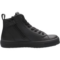 Sapatos Rapaz Sapatilhas de cano-alto Bikkembergs - Polacchino nero K3B4-20732 NERO