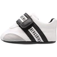 Sapatos Rapaz Pantufas bebé Bikkembergs - Sneaker  bianco K0B4-20728 BIANCO