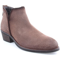 Sapatos Mulher Botas Oii! L Boot Lady Taupe