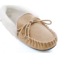 Sapatos Mulher Chinelos Universal Textiles  Bege
