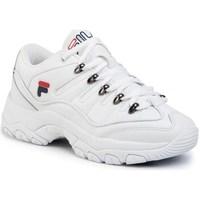 Sapatos Mulher Sapatilhas Fila Strada Hiker Branco