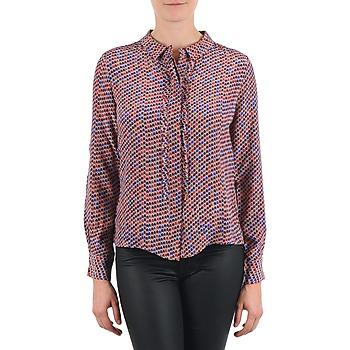 Textil Mulher camisas Antik Batik DONAHUE Multicolor