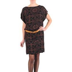 Textil Mulher Vestidos curtos Antik Batik QUINN Preto