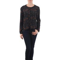 Textil Mulher Tops / Blusas Antik Batik VEE Preto