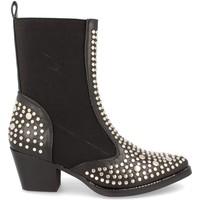 Sapatos Mulher Botins Ainy 8468B Negro