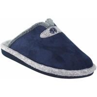 Sapatos Homem Chinelos Garzon Ir por casa caballero  p961.260 azul Azul