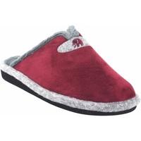 Sapatos Homem Chinelos Garzon Ir por casa caballero  p961.260 burdeos Vermelho