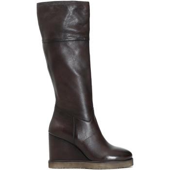 Sapatos Mulher Botas Café Noir GC1240 Castanho