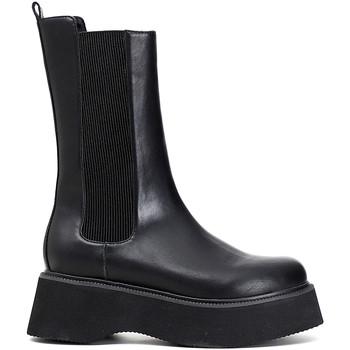 Sapatos Mulher Botins Café Noir FL9040 Preto