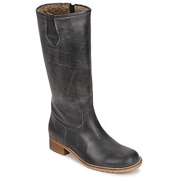 Sapatos Mulher Botas Jopper JINIDINE Preto
