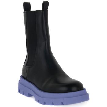Sapatos Mulher Botins Priv Lab LONDON 88 Nero