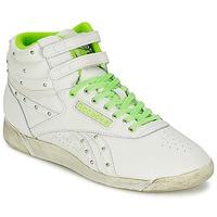 Sapatos Mulher Sapatilhas de cano-alto Reebok Sport F/S HI Branco