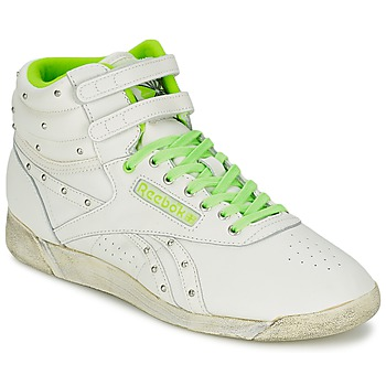 Sapatos Mulher Fitness / Training  Reebok Sport F/S HI Branco