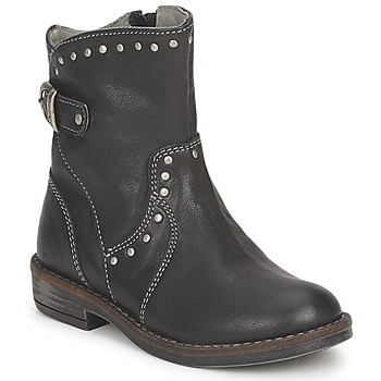Sapatos Rapariga Botas baixas Noel FRANCA Preto