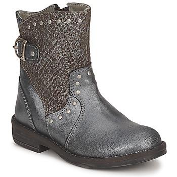 Sapatos Rapariga Botas baixas Noel FRANCA Prateado