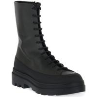 Sapatos Mulher Botins Priv Lab 318 VITELLO MILITARE Nero