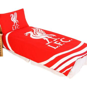 Casa Capa de edredão Liverpool Fc BS1118 Vermelho